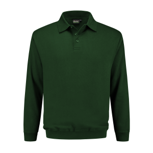 PSO 300 (OCS) Polosweater  groen
