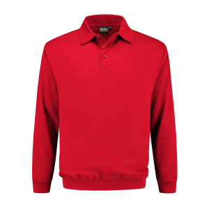 PSO 300 (OCS) Polosweater  rood