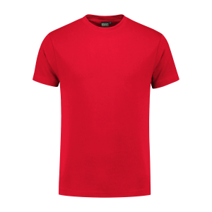 TO 180 (GOTS) T-shirt  rood